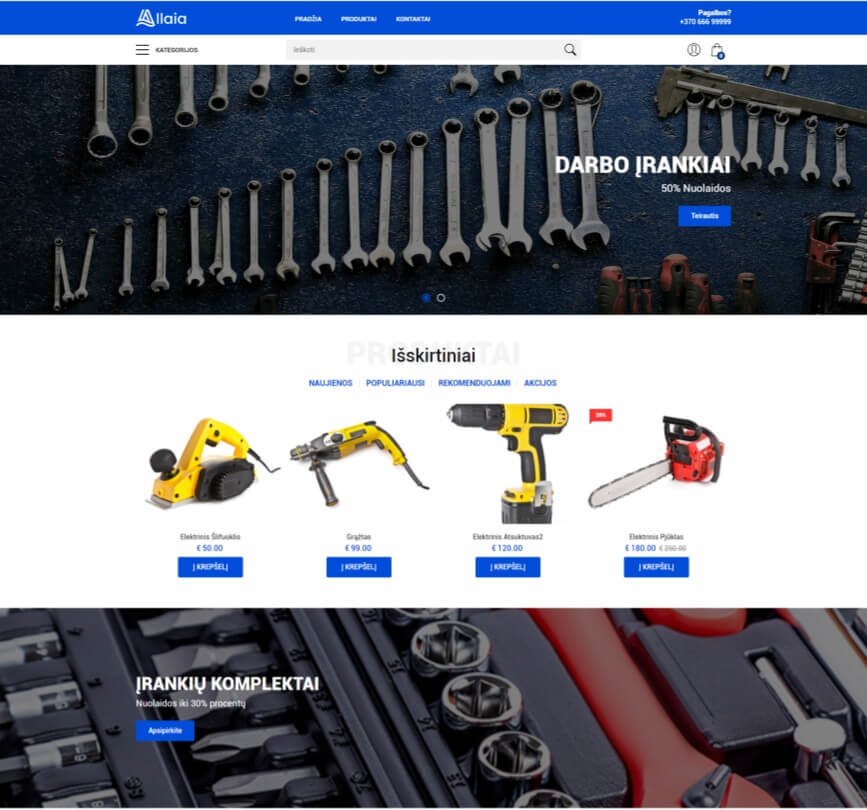 Įrankiai (Allaia)